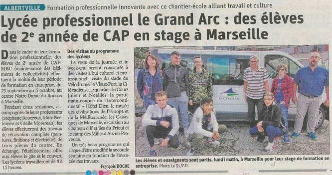 article dauphiné marseille.JPG