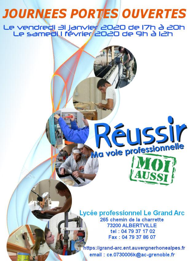 Lycée Professionnel Le Grand Arc